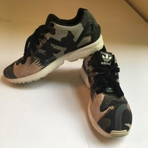 Adidas torsion Rita ora Japanese zx flux sneakers